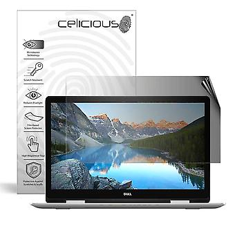 Celicious Privacy 2-Way Anti-Spy Filter Screen Protector Film Compatible with Dell Inspiron 17 7786