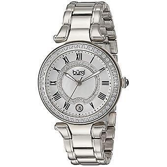Burgi Clock Woman Ref. BUR165SS