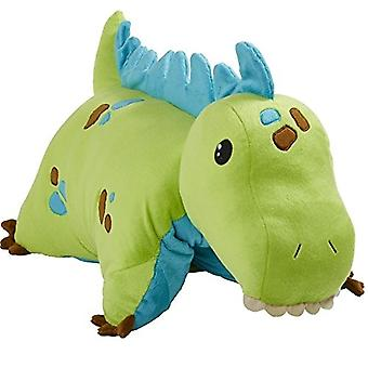 Μαξιλάρι κατοικίδια ζώα δεινόσαυρος μεγάλο μαξιλάρι χαρακτήρα, πράσινο