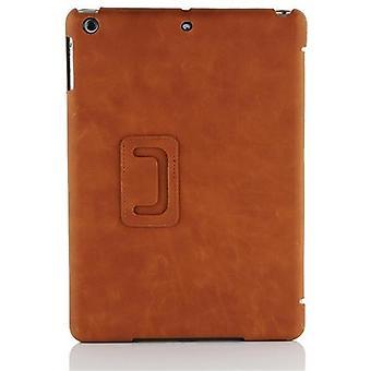 Cadorabo Hülle für Apple iPad AIR (5. Gen.) Case Cover - Schutzhülle im Book Style mit Standfunktion und Auto Wake Sleep im Office Design