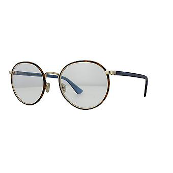 Dior DIORESSENCE3 W0P Yellow Havana-Blue Glasses