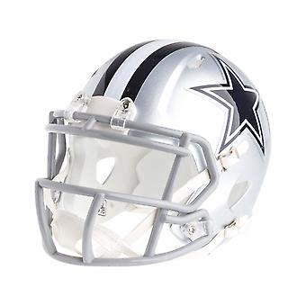 Riddell mini football helmet - NFL speed Dallas Cowboys