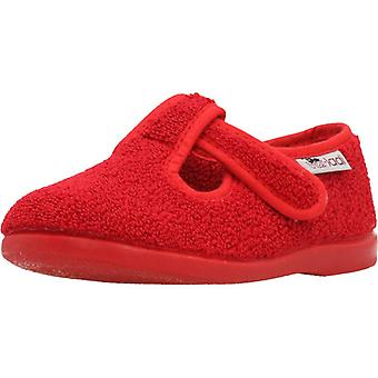 Vulladi Chaussures Girl Home 3112 052 Couleur Rouge