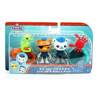 Octonauts Explore & Rescue Pack