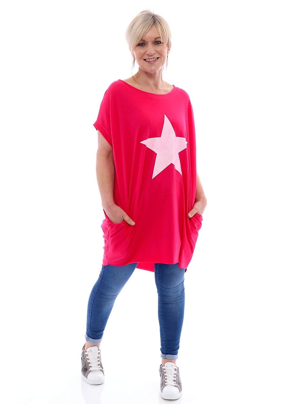 Made In Italy Yewdale Star Tee