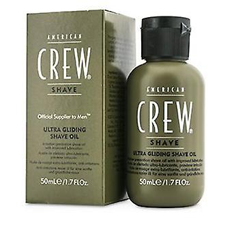 American Crew Ultra Gliding Shave Oil - 50ml/1.7oz