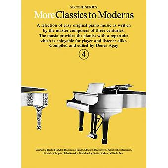 More Classics To Moderns  Book 4
