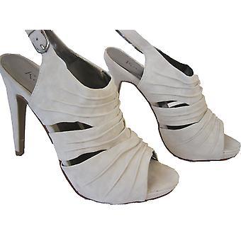 Rascal Cutaway Sandals Heels