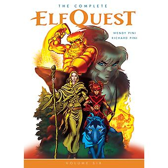 Complete Elfquest Volume 6 by Wendy Pini