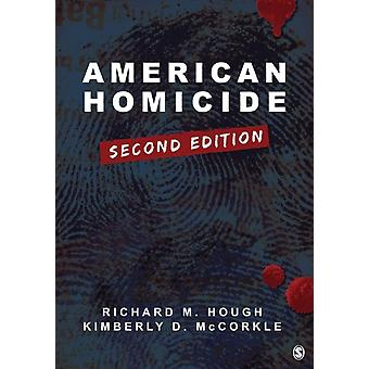 American Homicide by Richard Hough
