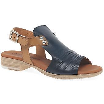 Paula Urban Coastal Womens Buckle Fastening Sandals
