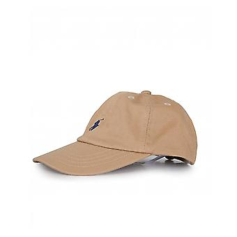 Polo Ralph Lauren Childrenswear Pp Logo Coton Cap