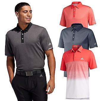 adidas Golf Mens 2020 Heat RDY. Base Fugt Wicking 3 knap Polo shirt