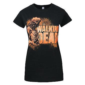 Walking Dead Zombies Women's T-Shirt
