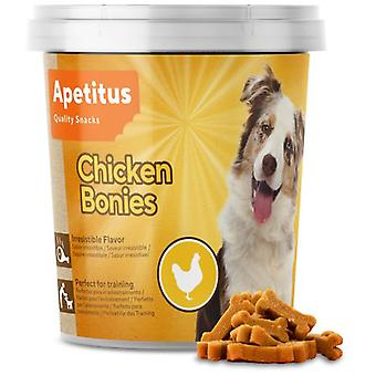 Apetitus Chicken Bonies (Dogs , Treats , Chewy and Softer Treats)