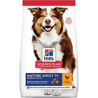 Hill's Adult Mature 7+ Active Longevity Medium Chicken (Dogs , Dog Food , Dry Food)