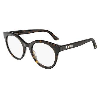 Gucci GG0348O 005 Havana Glasses