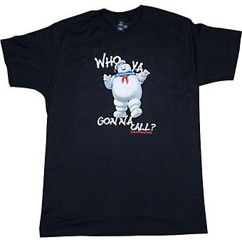 Ghostbusters Stay Puft Gonna Call T-Shirt