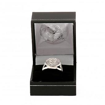 Celtic FC Sterling Silber Ring