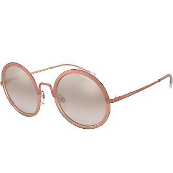 Emporio Armani EA2077 Rose/Gold Rose Brown Miroité Silver Degraded