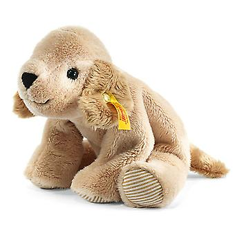 Steiff Lumpi Golden Retriever Puppy Floppy 16 cm