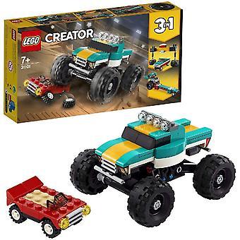 LEGO 31101 Luoja 3in1 Monster Truck purkuauto