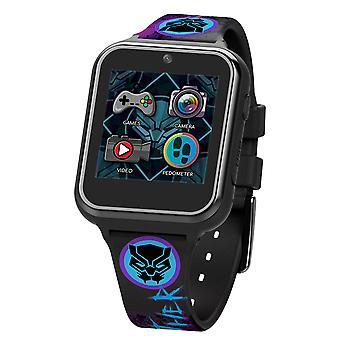 Musta Pantteri Accutime Interactive Kids Watch