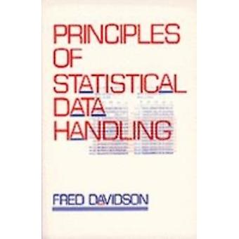 Principles of Statistical Data Handling by Davidson & Fred
