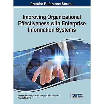 Improving Organizational Effectiveness with Enterprise Information Systems by Varajao & Joao Eduardo