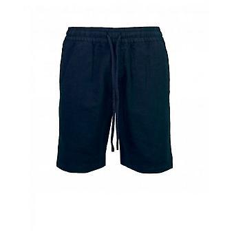 Ymc Linen Cotton Jay Skate Shorts