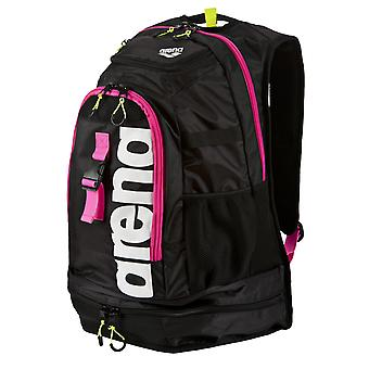 Arena fastpack 2,1 Swim bag-sort/fuchsia/hvid