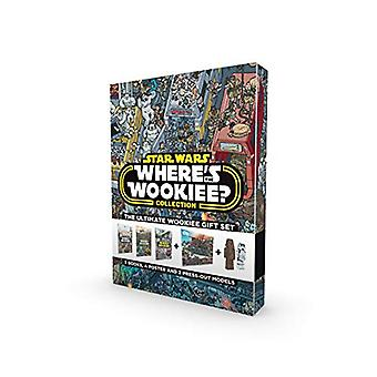 Star Wars Where's the Wookiee Collection - Gift Box by Egmont Publishi