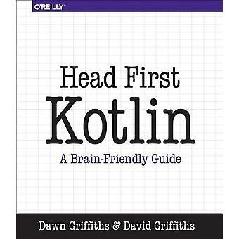 Head First Kotlin by Dawn Griffiths - 9781491996690 Book
