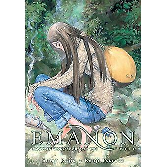 Emanon Volume 3 - Emanon Wanderer Part Two by Kenji Tsurata - 97815067