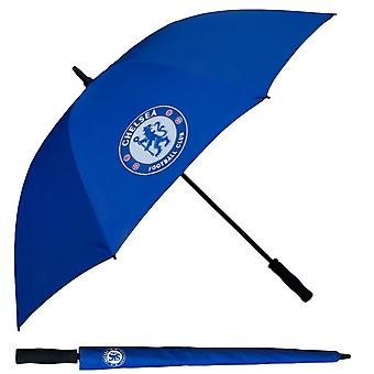 Chelsea FC Single Canopy Golf Paraply
