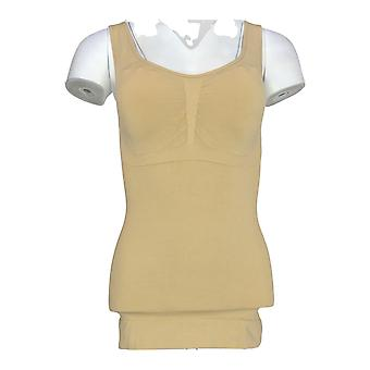 NorthStyle Shaper Slimming Camisole with Lined Cups Nude Beige