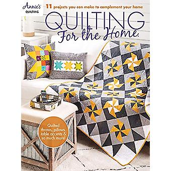 Quilting for the Home - 11 Projects You Can Make to Complement Your Ho
