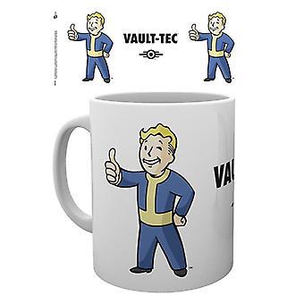 Fallout 4 Vault Poika Muki