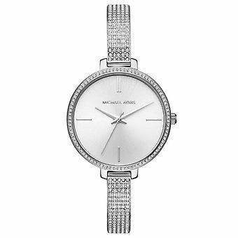 Michael Kors MK3783 Jaryn Silver Dial Ladies Watch