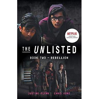 The Unlisted (The Unlisted #2) by Chris Kunz - 9780702301612 Book
