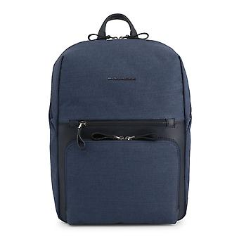 Man piquadro synthetic backpack p83511