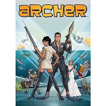 Jousimies - Archer: Season 4 [DVD] Yhdysvallat tuoda