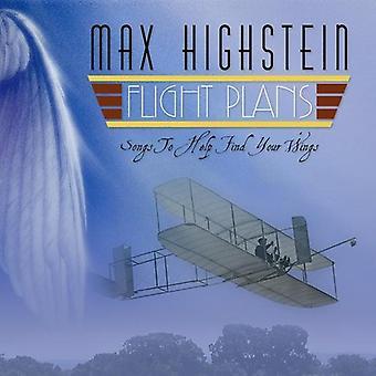 Max Highstein - Piani di volo [CD] USA import