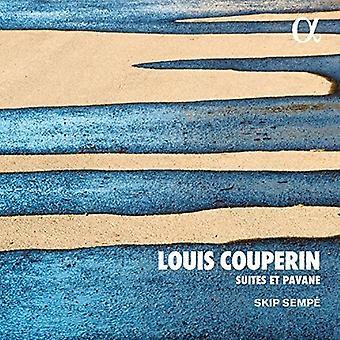 Couperin / Sempe, Skip - Louis Couperin: Suites & Pavane [CD] USA import