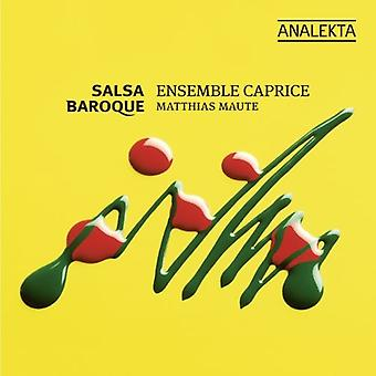 Ensemble Caprice - Salsa Baroque [CD] USA import