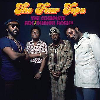 Four Tops - Four Tops: Complete ABC / Dunhill Singles [CD] USA import