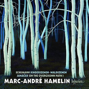 Schumann / Hamelin - Kinderszenen Waldszenen [CD] USA import