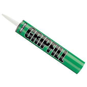 Evo-Stik Gripfill Gap Filling Adhesive 350ml EVOGRIPFILL