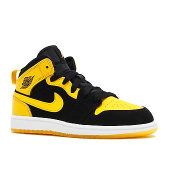 Jordan 1 Mid Bp - 640734-035 - Shoes