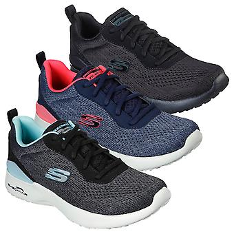 Skechers Womens 2021 Skech Air Dynamight Top Prize Memory Foam Mesh Trainers